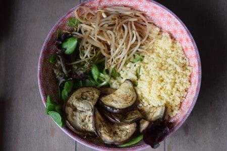 Como hacer un Buddha Bowl - Paso 4