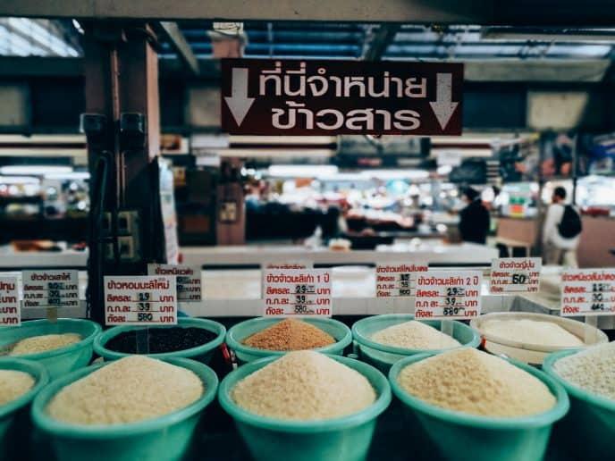 Curso de cocina en Tailandia