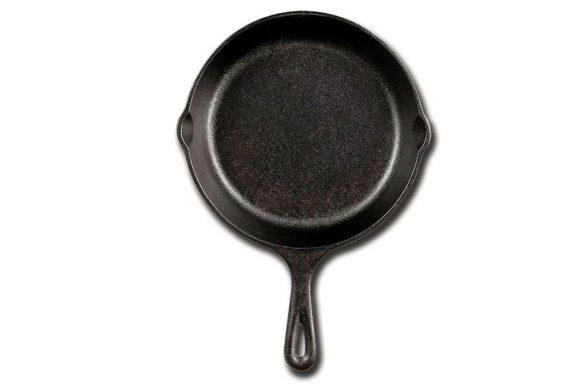 Sarten de hierro fundido de 26cm Lodge - utensilio de cocina