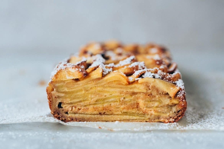 Tarta De Manzana Fácil Y Jugosa Delicias Kitchen