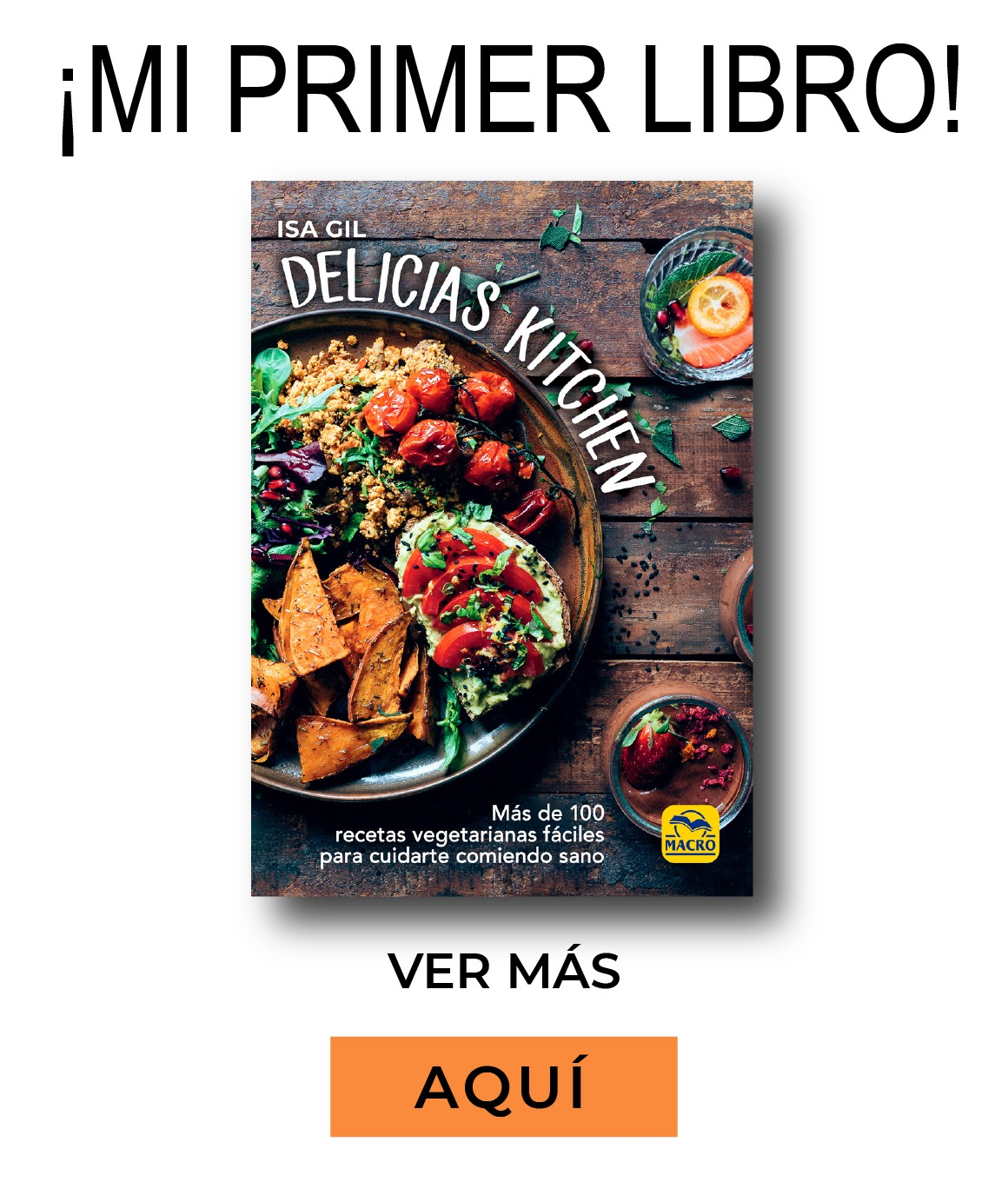Libro Delicias Kitchen