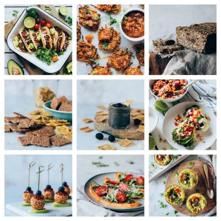 Aperitivos libro Delicias Kitchen