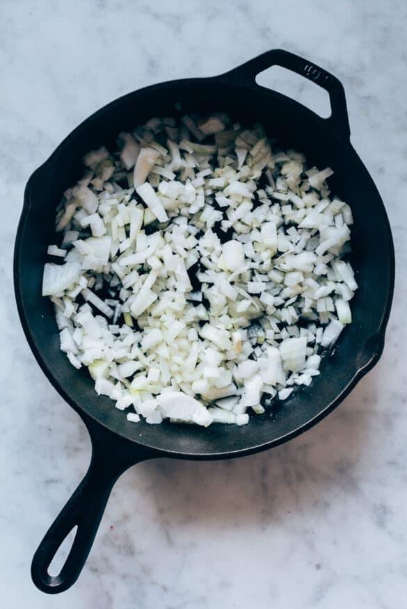 Receta garbanzos con espinacas