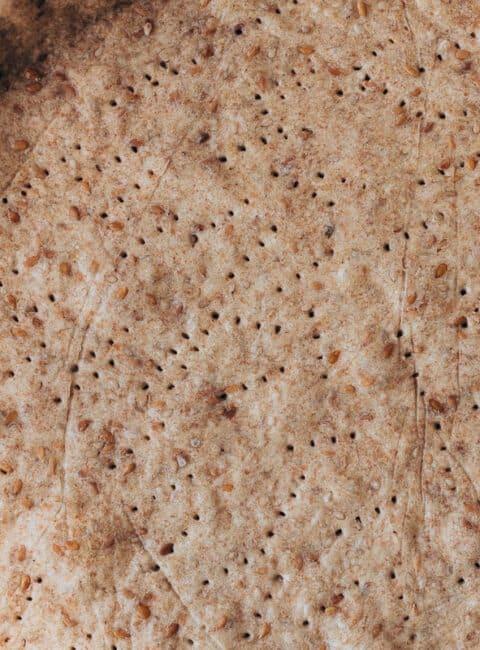 Masa para quiche de espelta semiintegral