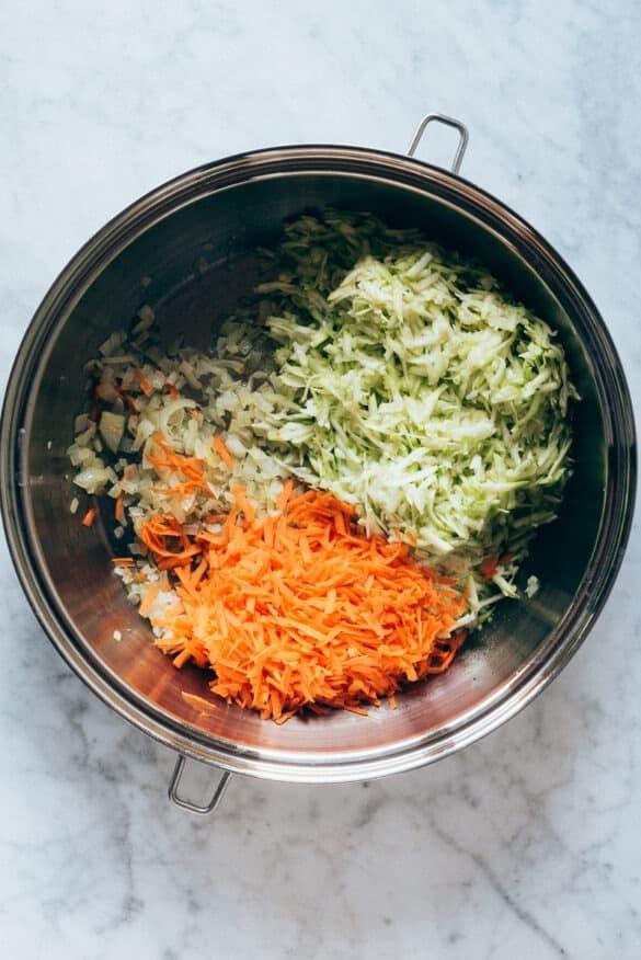 Receta quinoa con verduras