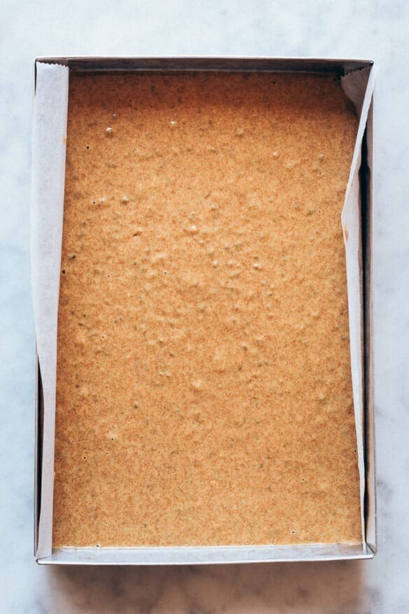 Bizcocho sin huevo