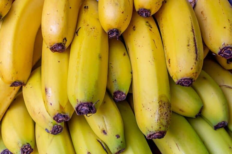 Recetas con plátanos maduros