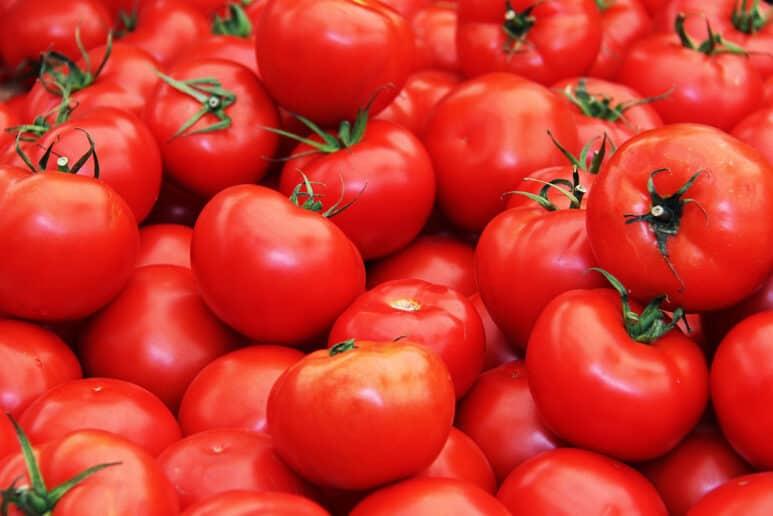 Tomates maduros o jitomate